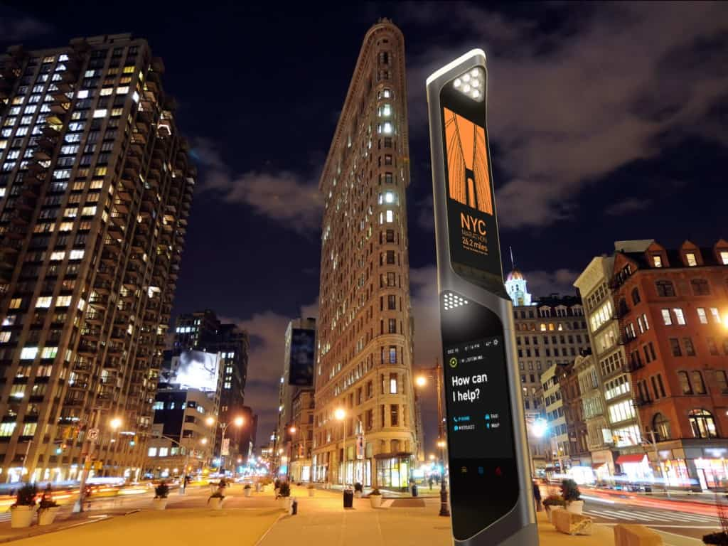 NYC Beacon (Reinvent Payphones)