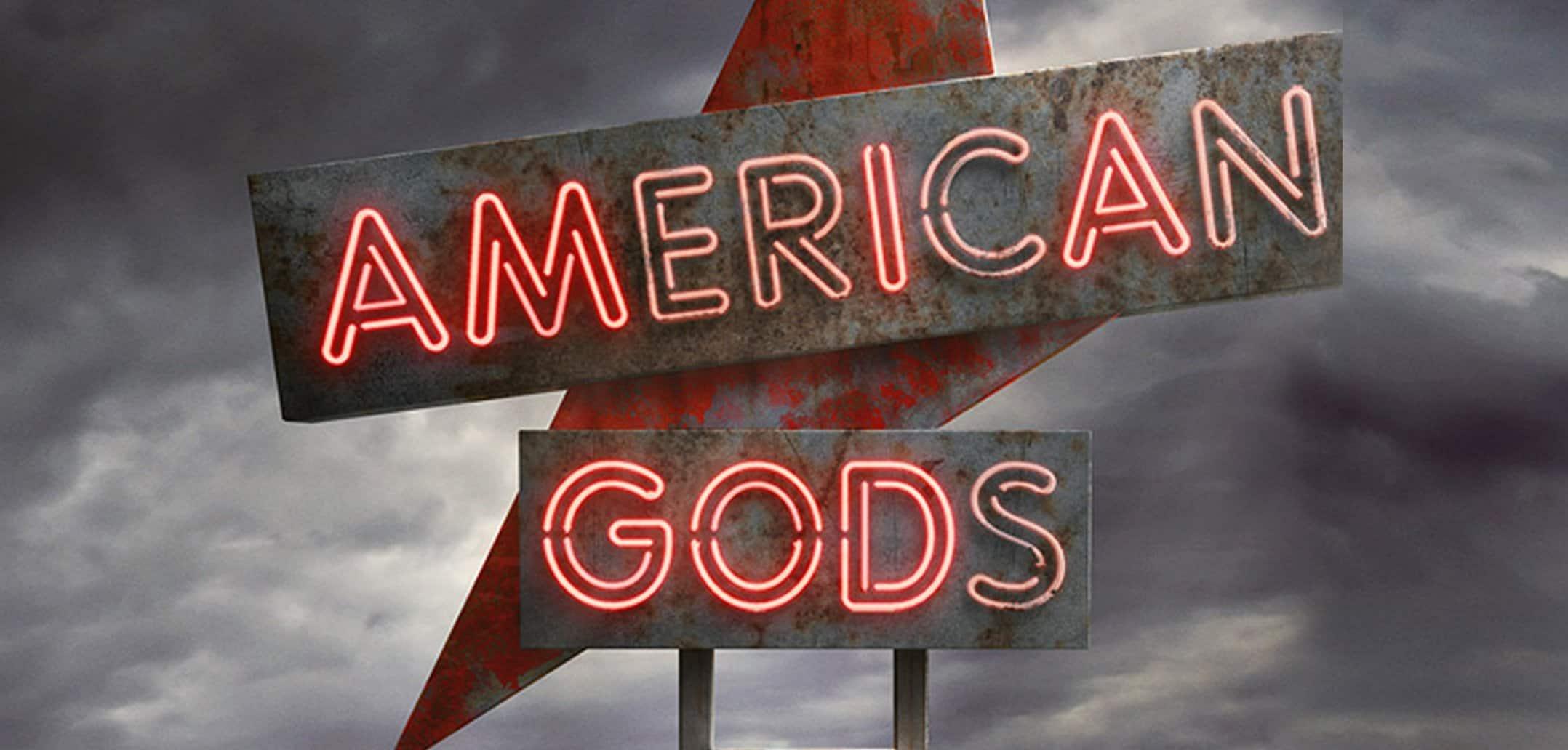 Viendo: American Gods