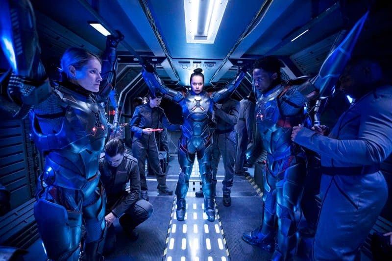 The Expanse Segunda Temporada