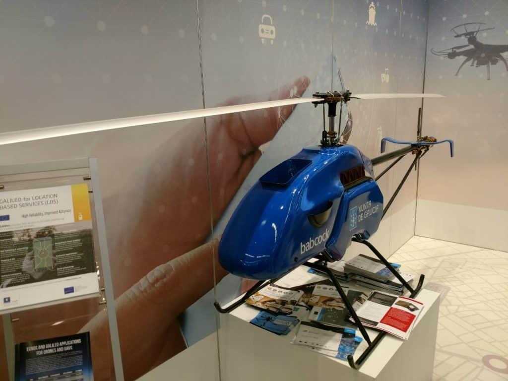 Babcock Drone