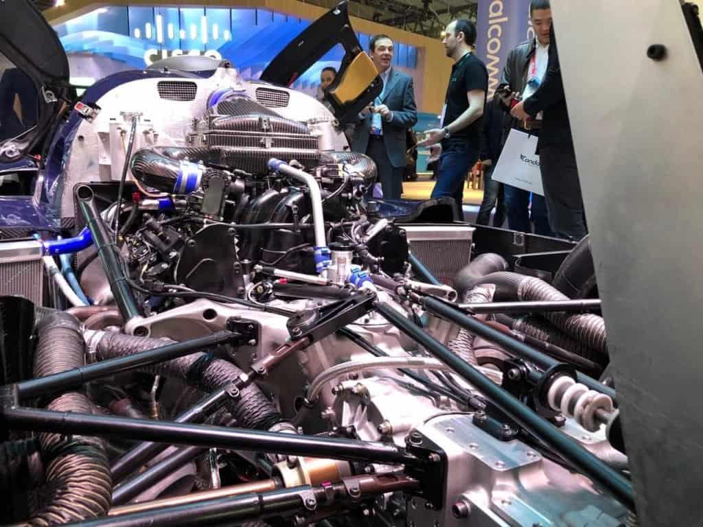 Ligier JS P3 - Nissan