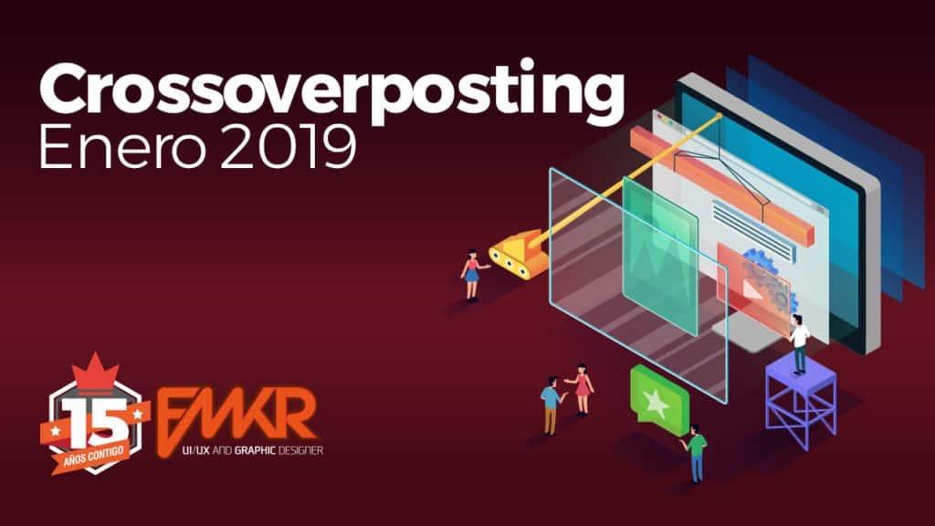 Crossoverposting - enero 2019