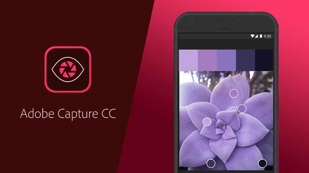 Adobe Capture CC: Una APP para capturarlos a todos.