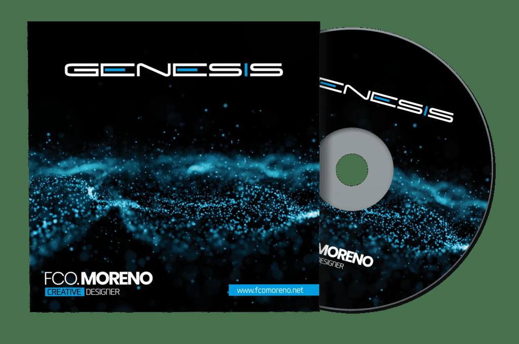 Descárgate gratis GENESIS, mi primer álbum completo.