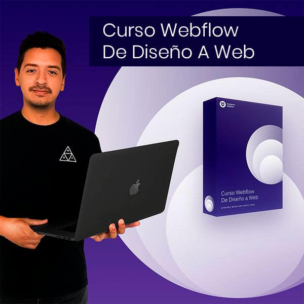 De Diseño a Web: Curso Webflow