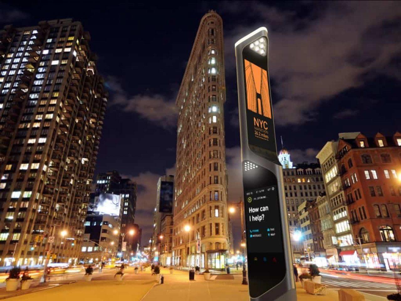 NYC Beacon (Reinvent Payphones)