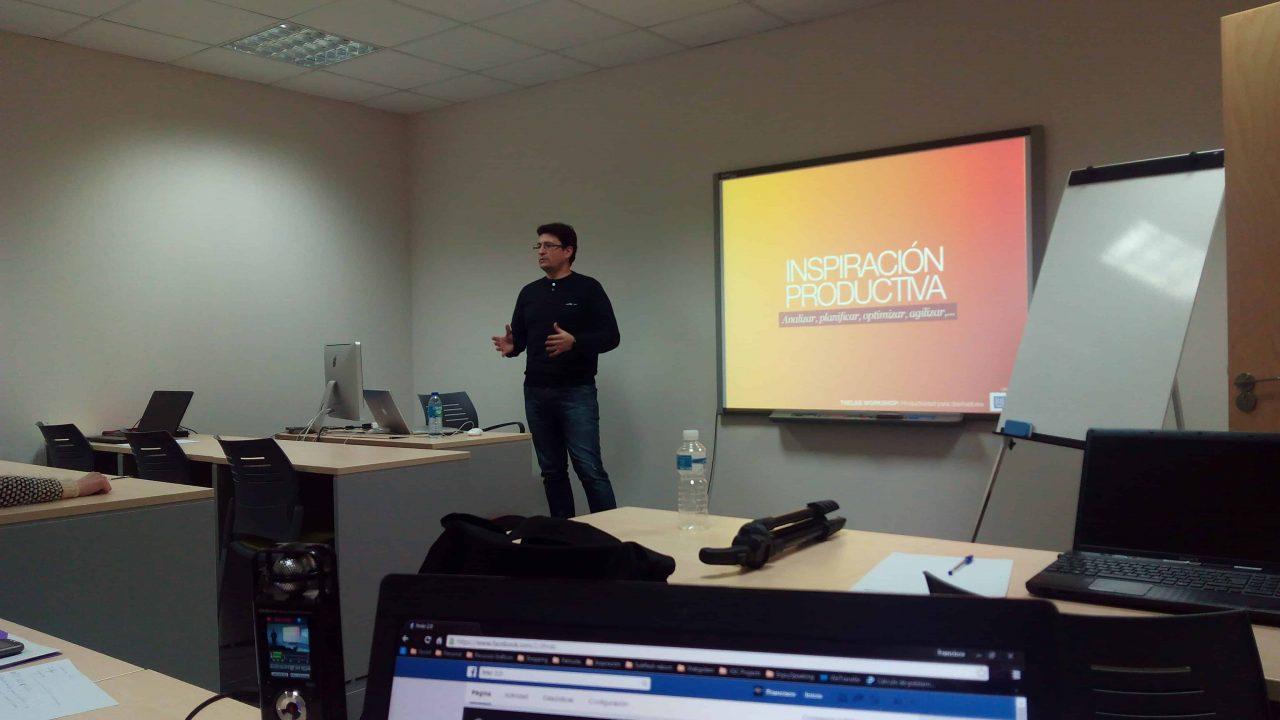 THELAB - Workshop Productividad para Diseñadores