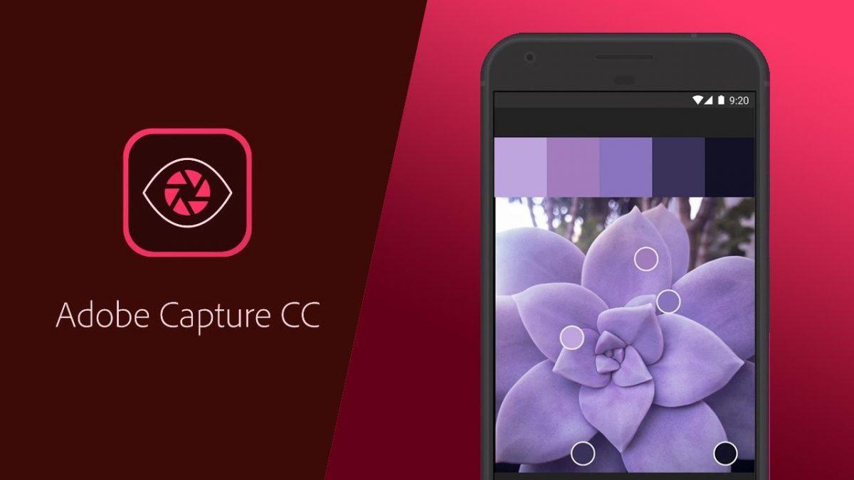 Adobe Capture CC: Una APP para capturarlos a todos.