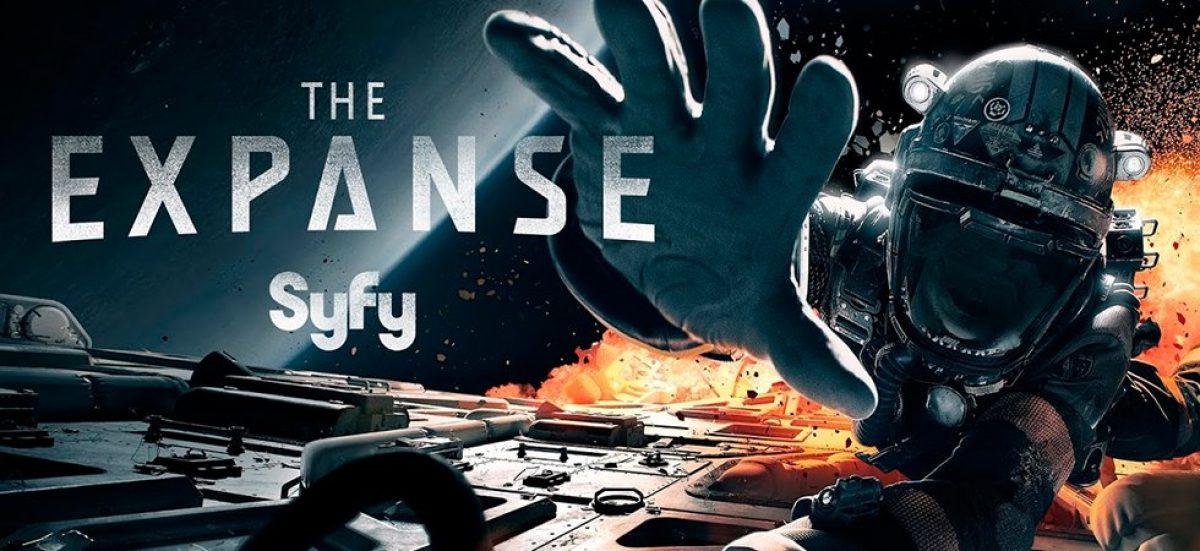 Estoy viendo: The Expanse Segunda Temporada