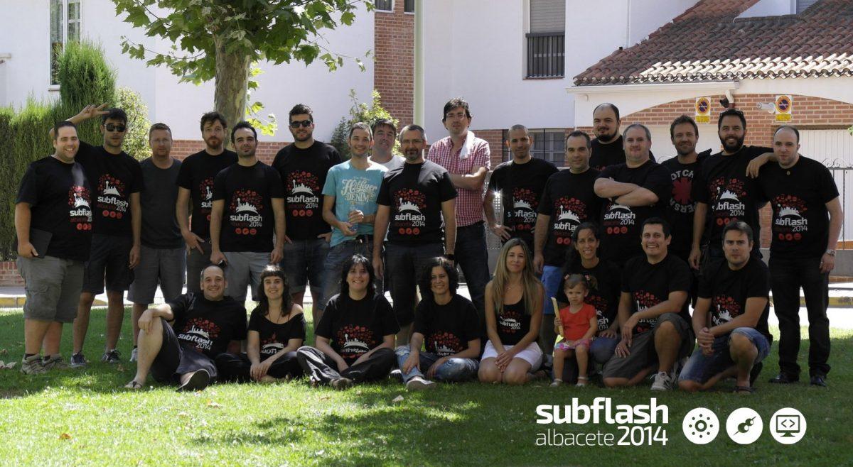 Subflash Albacete 2014