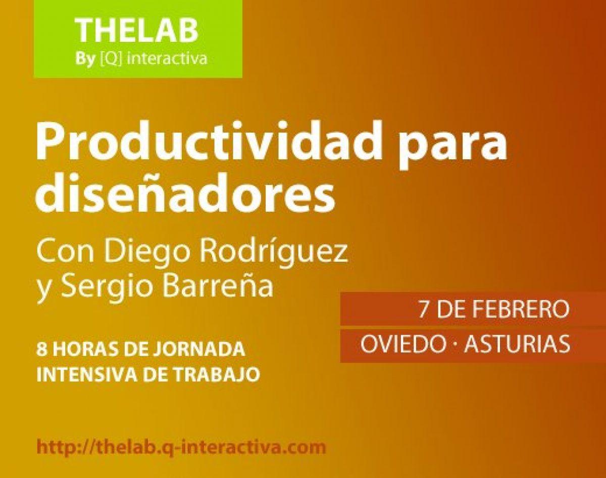 Workshop: Productividad para diseñadores
